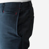 18 Waits - The Slim Trouser - Flannel Lined - Soft Navy Twill
