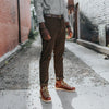 18 Waits - The Slims Trouser - Olive Green Corduroy (MG Exclusive)