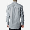 18 Waits - The Windsor Shirt - Grey Herringbone Fleck