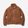 Thermal Boa Fleece Jacket - Brown