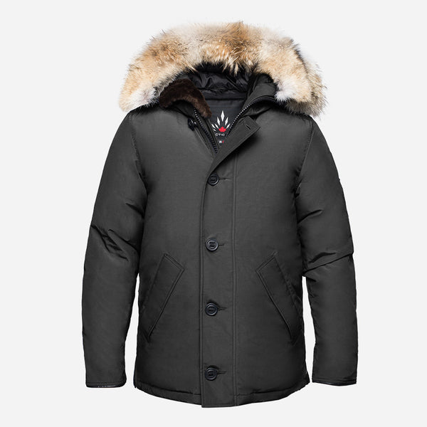 Arctic Bay - Toronto City Parka - Black