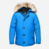 Arctic Bay - Toronto City Parka - Royal Blue