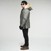 Arctic Bay - Toronto City Parka - Steel Grey