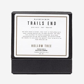 Backpacker - Trail Ends Candle