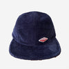 Travel 5-Panel Cap - Navy Corduroy