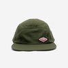 Battenwear - Travel 5-Panel Cap - Olive Green Twill