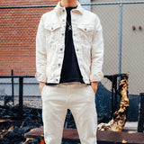 3Sixteen - Type 3s Denim Jacket - Lightweight Natural Selvedge