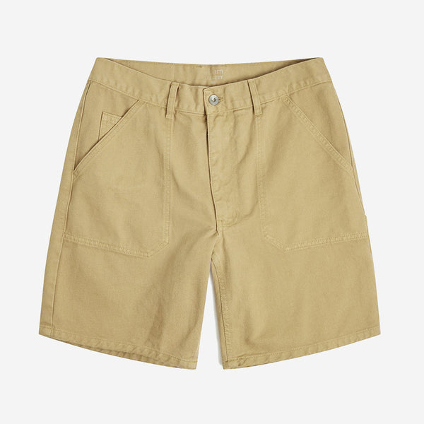 Utility Loose Fit Shorts - Sand