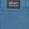 Albam - Utility Loose Fit Short - Blue
