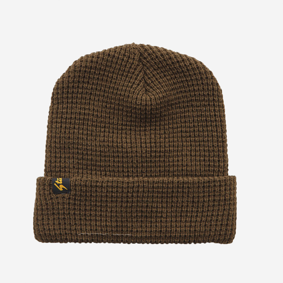 Stan Ray - Waffle Watch Cap Beanie - Olive