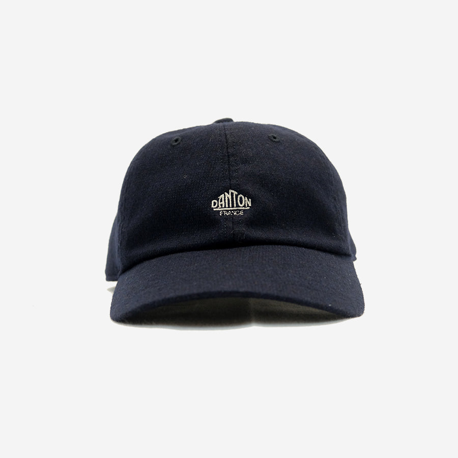 Washable Wool Cap - Navy