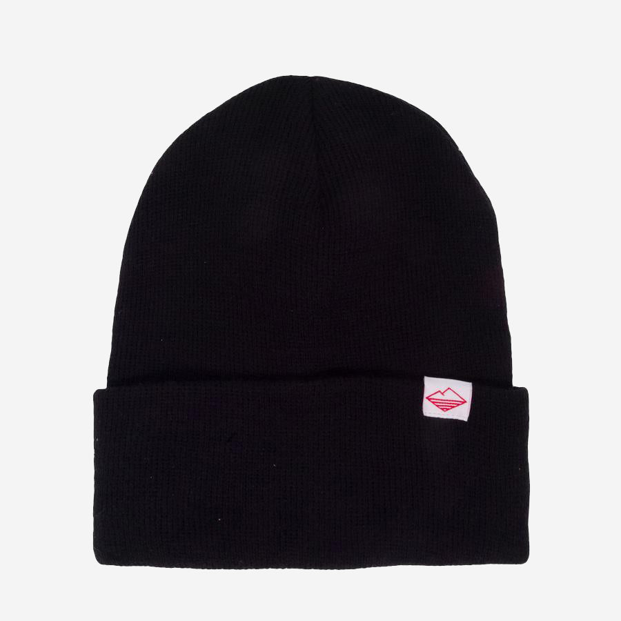 Battenwear - Watch Cap Beanie - Black