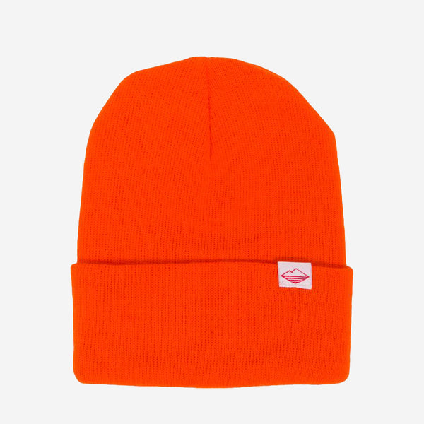 Battenwear - Watch Cap Beanie - Orange