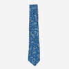 Cursor & Thread - Winston Paisley Necktie - Light and Dark Blue