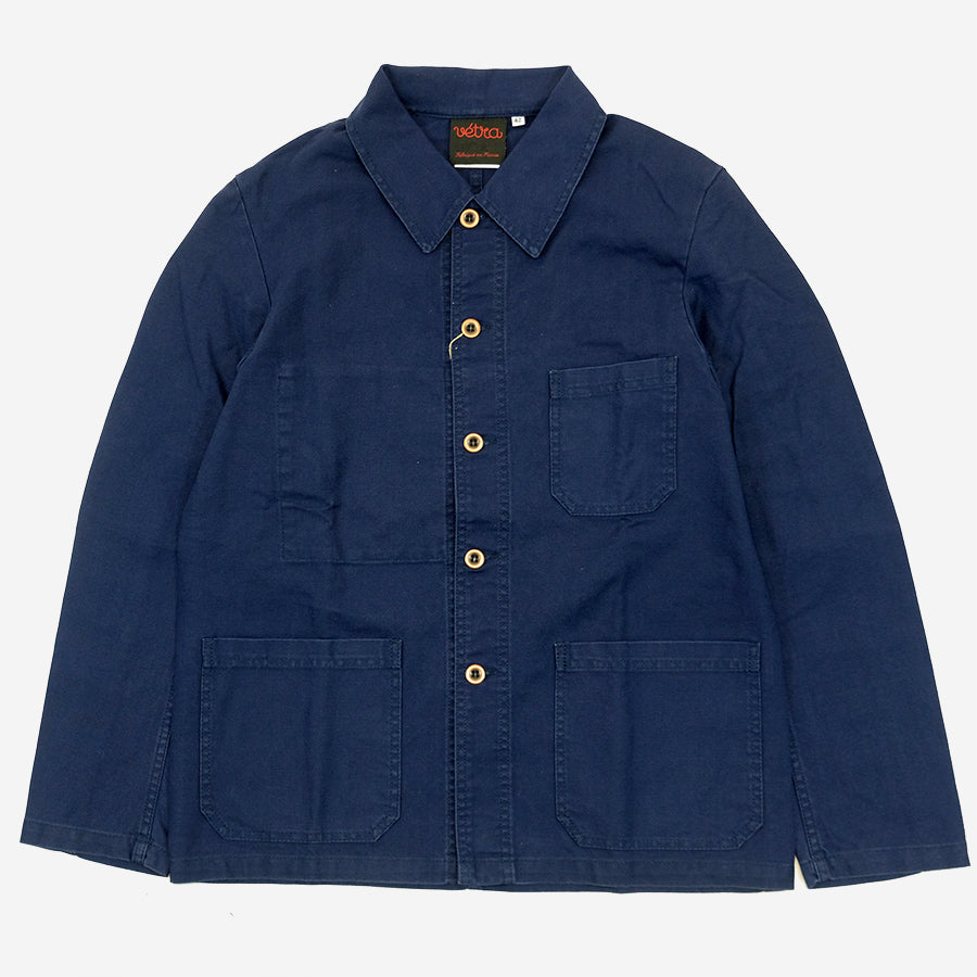 Workwear Chore Jacket - Dungaree Twill Marine