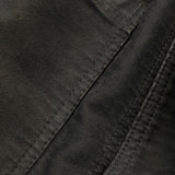 Workwear Chore Jacket - French Moleskin Elk Grey