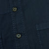 Vetra - Workwear Chore Jacket - Lightweight Navy Herringbone