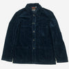 Workwear Chore Jacket - Soft Corduroy Navy