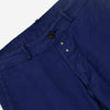 Vetra - Workwear Bermuda Shorts- Navy Cotton Canvas