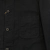 Vetra - Workwear Chore Jacket - Black Dungaree Twill