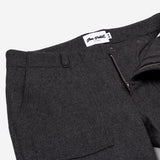 Bon Vivant - Yvon Adventure Fatigue Pants - Wool Charcoal