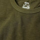 Going to Battle Sleeve T-Shirt - Olive Green