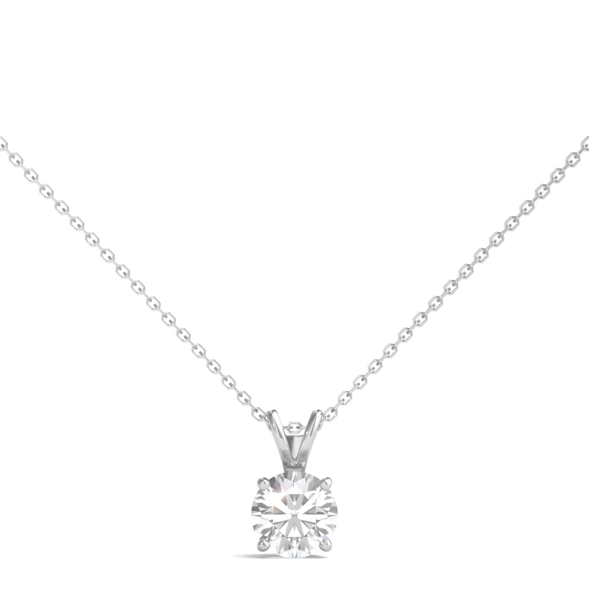 ct flower products solitaire diamond necklace design pendant dsc