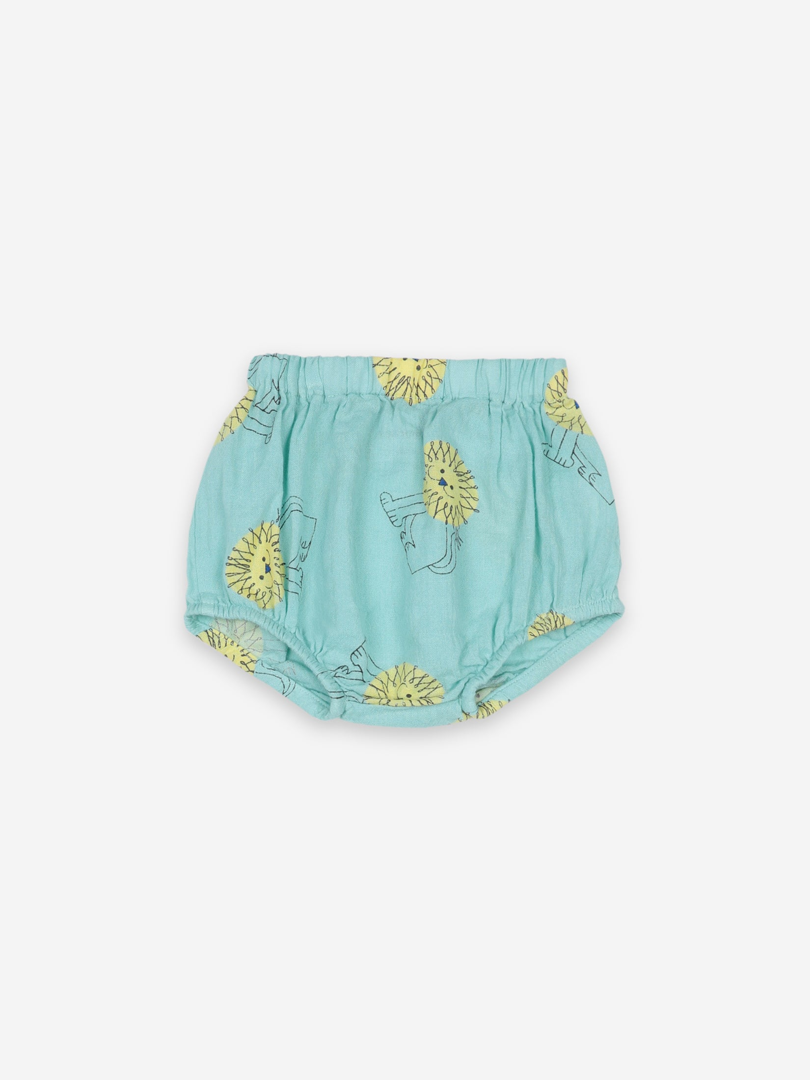 Bobo Choses Baby Pet a lion woven bloomers | Sweet Threads