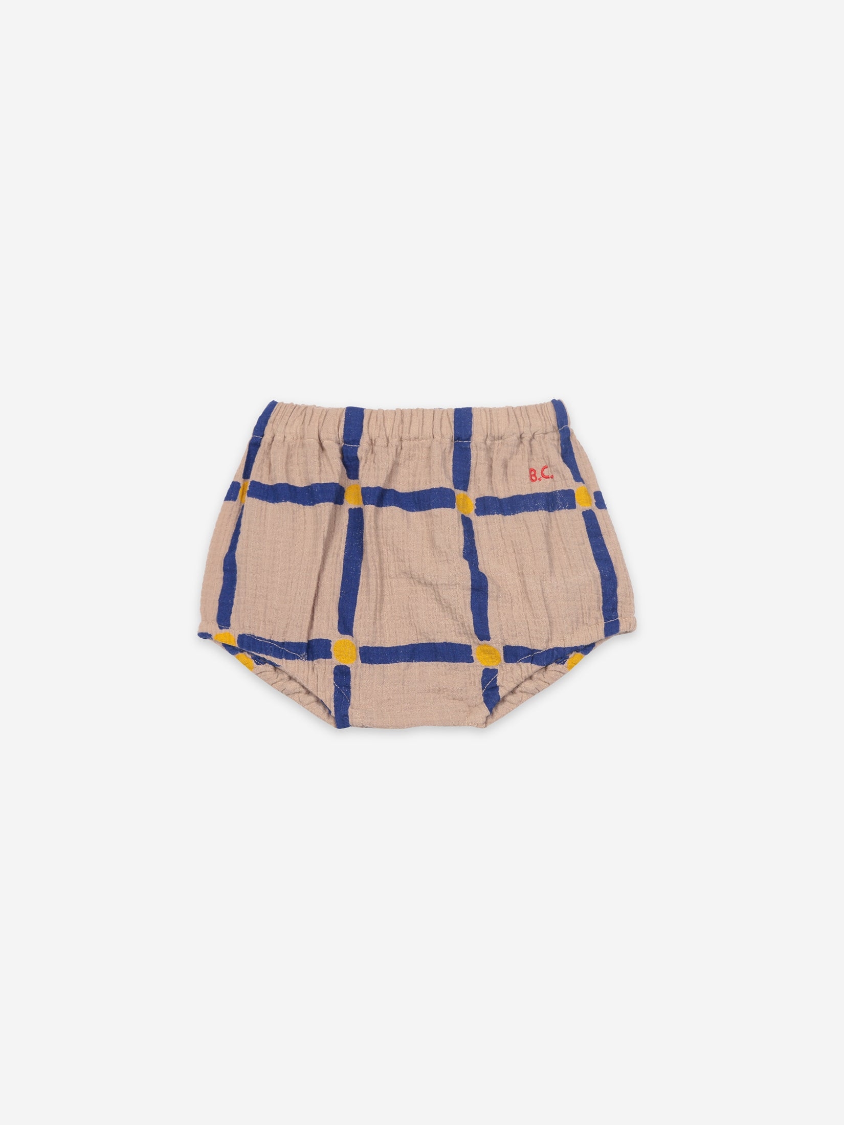 Bobo Choses Baby Cube All Over woven bloomers | Sweet Threads