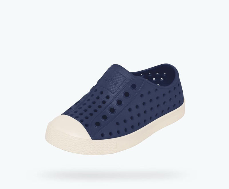 Natives Jefferson Child in Regatta Blue/Shell white | Sweet Threads