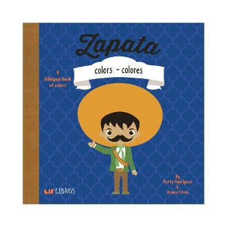 Lil Libros Zapata: Colors/Colores | Sweet Threads