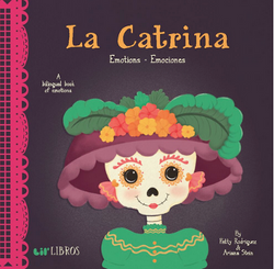 Lil Libros La Catrina: Emotions-Emociones | Sweet Threads
