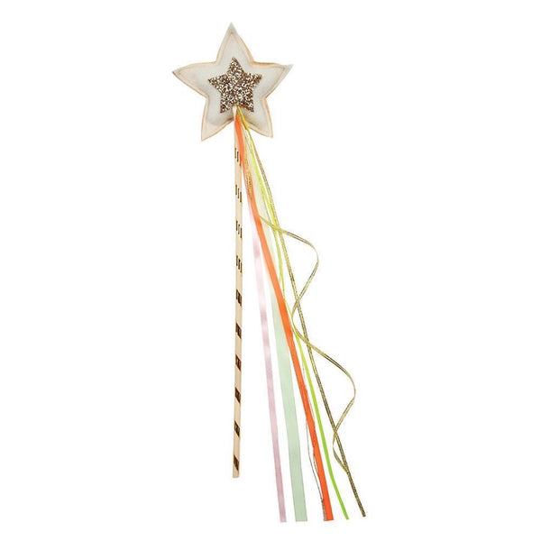 Meri Meri Gold Star Wand | Sweet Threads