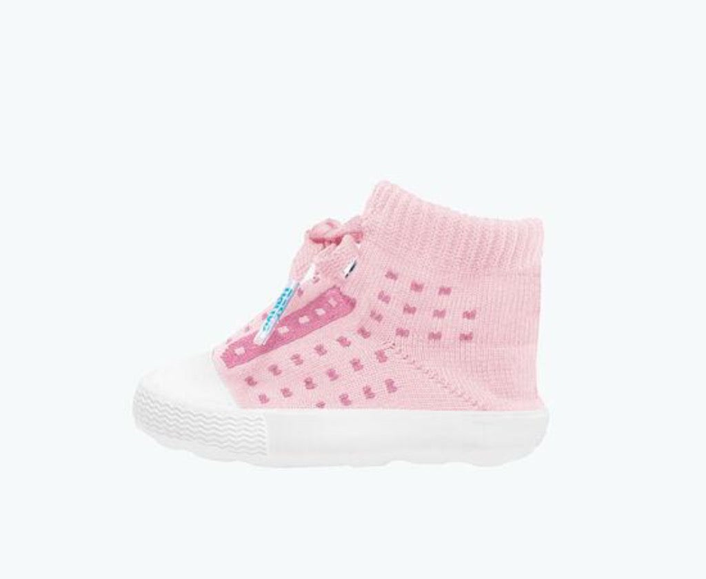 Natives Jefferson Baby in Blossom Pink/Shell White