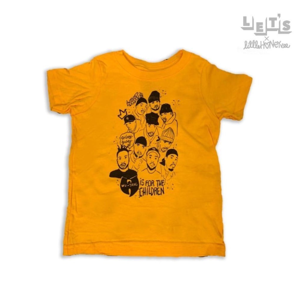 Let's Kids For the Children Tee