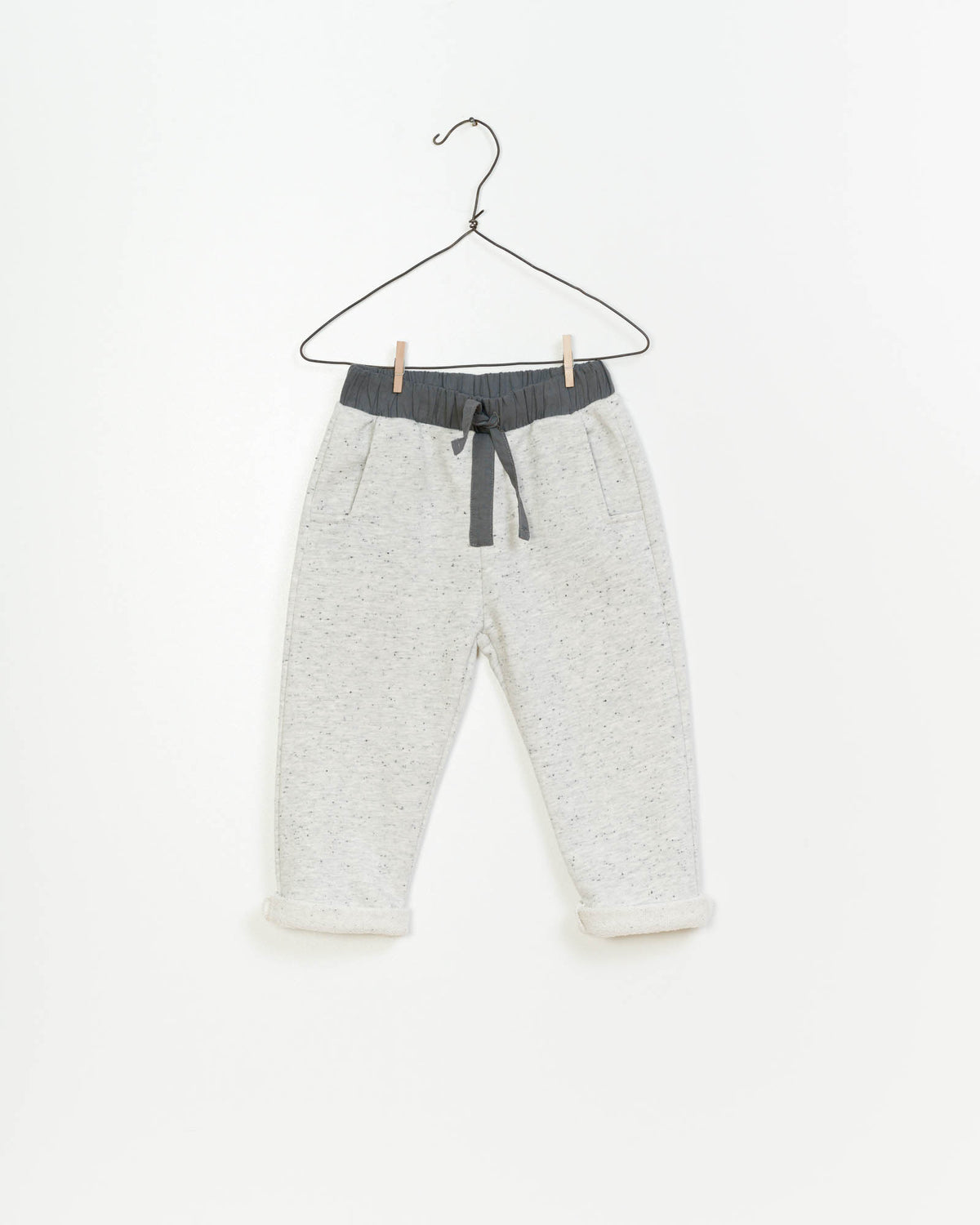 Play Up Fleece Trousers in Grey | Sweet Threads
