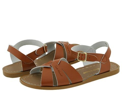 Salt Water Original WOMENS- TAN
