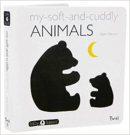 My Soft & Cuddly Animals Book