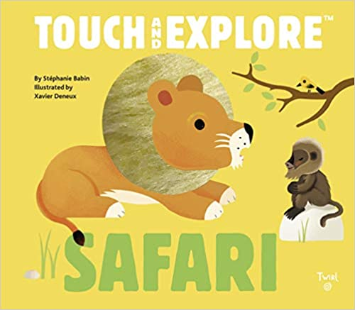 Touch & Explore Safari Book
