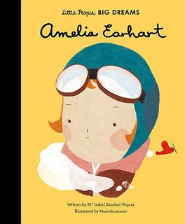 Little People Big Dreams: Amelia Earhart | Sweet Threads