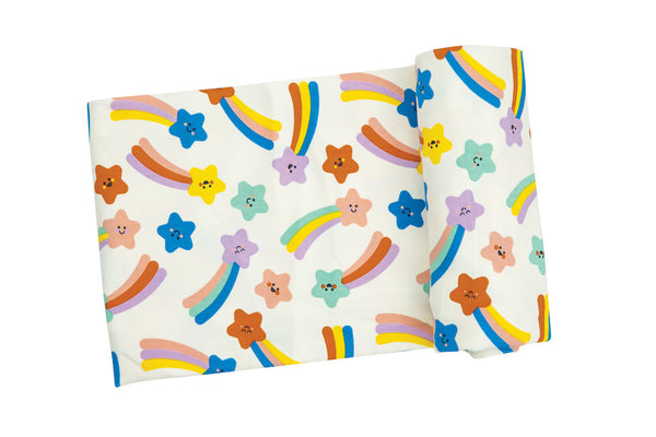 Angel Dear Taco Party Swaddle Blanket