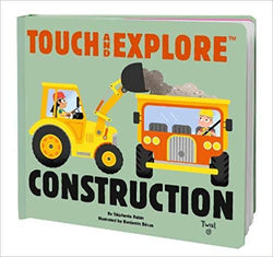 Touch and Explore Construction | Sweet Threads