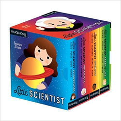 Little Scientist Board Book Set | Sweet Threads