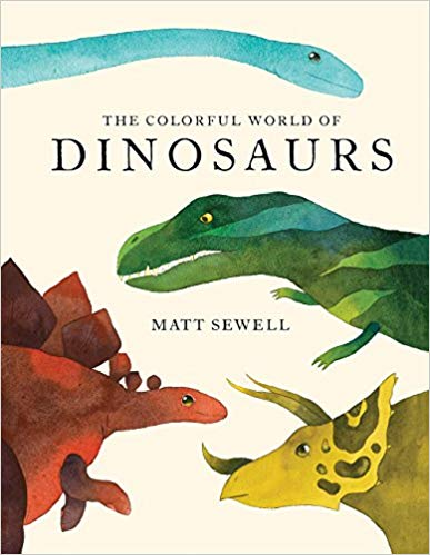The Colorful World of Dinosaurs | Sweet Threads