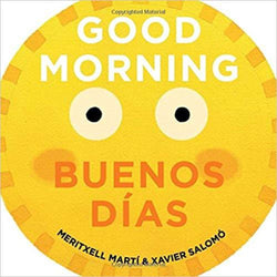 Good Morning Buenos Días Board Book | Sweet Threads