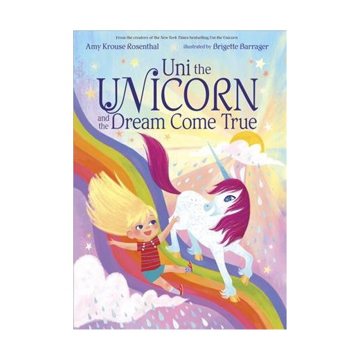 Uni the Unicorn Dream Come True | Sweet Threads