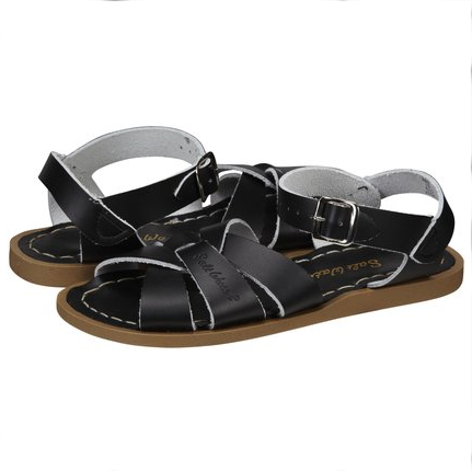 Salt Water The Original Sandal Black | Sweet Threads