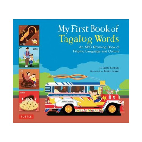 My First Book of Tagalog Words | Sweet Threads