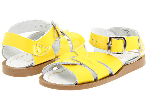 Salt Water The Original Sandal Yellow | Sweet Threads