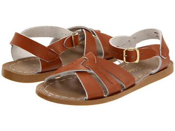 Salt Water The Original Sandal Tan | Sweet Threads